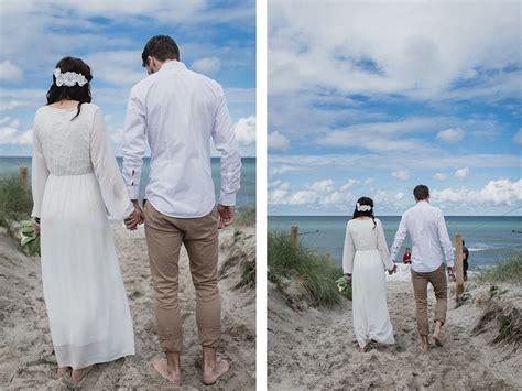 Hochzeit Zu Zweit by Heiraten Zu Zweit In Ahrenshoop