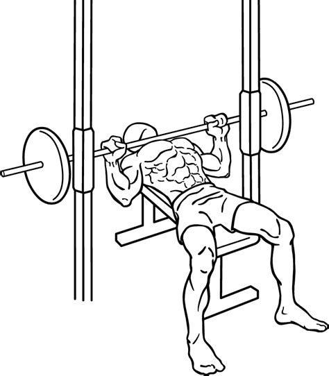 different types of bench press bars smith machine bench press add this upper body exercise to your chest workout