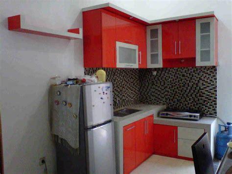 contoh gambar desain dapur minimalis sederhana renovasi rumahnet