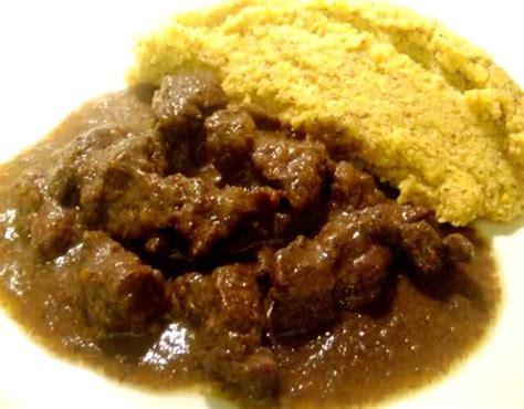cucinare il camoscio camoscio in umido piatti tipici friuli venezia giulia
