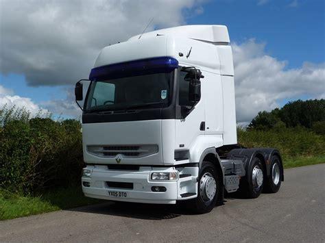 renault trucks premium renault premium 420 dci 6 x 2 tractor unit