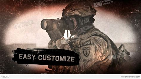 after effects free grunge template military grunge promo after effects templates 6620073
