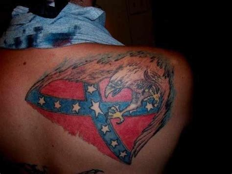eagle tattoo charlotte nc 17 best ideas about rebel flag tattoos on pinterest
