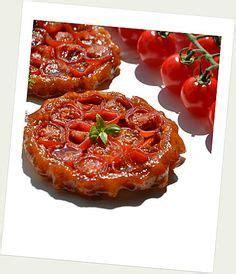 hervé cuisine tarte tatin 1000 id 233 es sur le th 232 me tarte tatin tomate sur