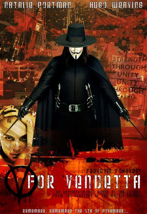 film v for vendetta adalah v for vendetta movie poster by adam0000 on deviantart v