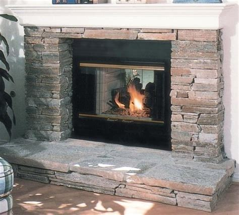 See Through Wood Fireplace by Vanguard Wood Burning See Thru Corner And Peninsula