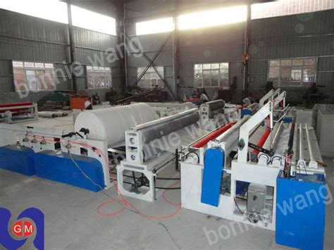 Tissue Paper Machine - zhengzhou 787mm low cost toilet paper machine