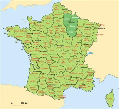 Commune Design by Reims Sur La Carte De France