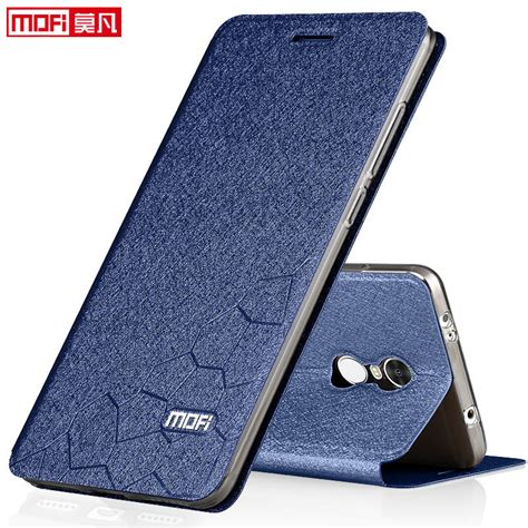 Xiaomi Redmi Note 4 Original Casing Luxury Leather Armor Back Soft Cas xiaomi redmi note 4 global version book flip luxury leather silicone funda mofi phone