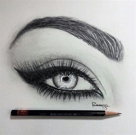 Sketches Eyebrows by I Eye Drawings Peepers