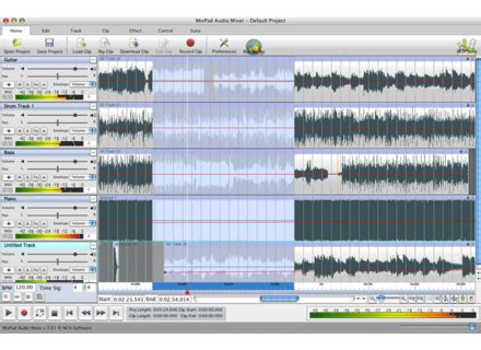 nch home design software review discounts off nch software mixpad daw for mac and windows