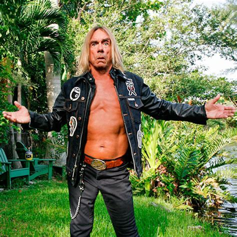 interview iggy pop cool hunting