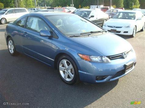 2007 Honda Civic Ex by 2007 Atomic Blue Metallic Honda Civic Ex Coupe 28874783