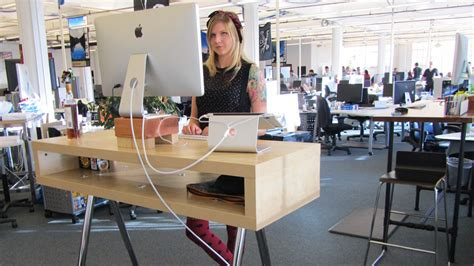 Alternative Desk Ideas 4 Alternative Standing Desks Already In Your Office
