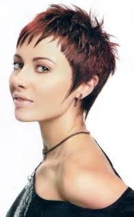 Hairstyles for women 2015 latest short spikey hairstyles for women