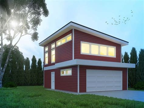 carriage house plans with loft midway this modern carriage house has a luminous self contained suite over a double