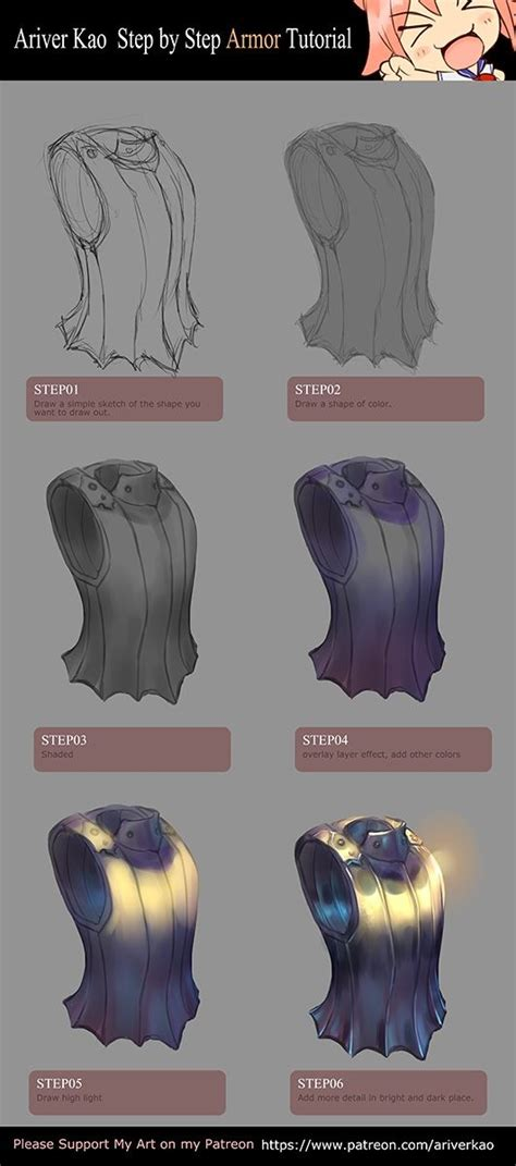 latex armor tutorial armors drawings and digital art on pinterest