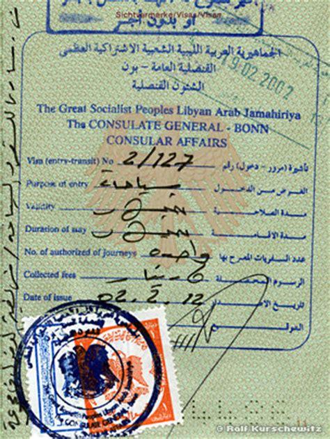 einladung visum algerien ralfs vw reisen libyen und algerien 2002 vorbereitungen und abreise