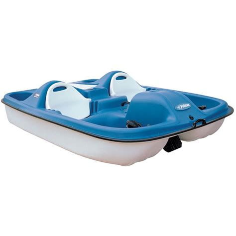 pelican boat club pelican 174 monaco pedal boat 88252 boats at sportsman s guide