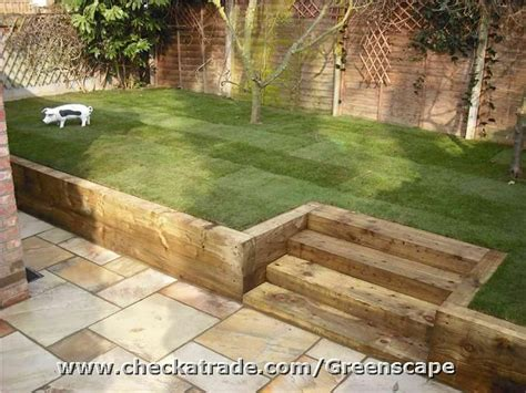 ideas for garden walls the 25 best sleeper steps ideas on sleeper