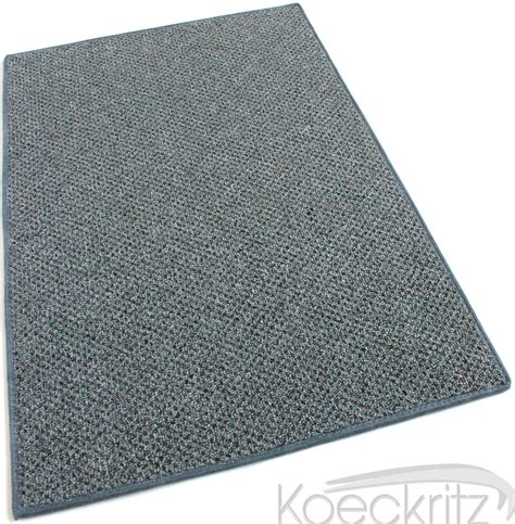 Buena Vista Shale Grey Graphic Loop Indoor Outdoor Area Outdoor Carpet Rugs
