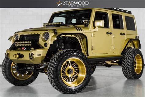 starwood motors  jeep wrangler sema worlds