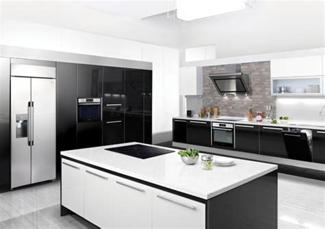 premium kitchen appliances lg s premium stylish built in appliances create the