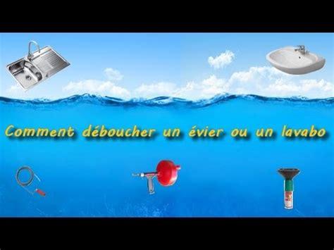 Comment Deboucher Un Evier Sans Produit by D 233 Boucher Lavabo Sans Produit Chimique Astuce Net