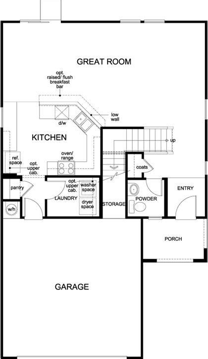 kb home floor plans kb homes floor plans paradise pointe by kb home a top