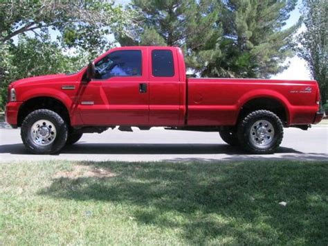 Buy used 2005 Ford F 250 Super Duty FX4 Ext Cab Pickup 6