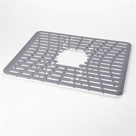 roll up sink protector oxo grips all silicone sink mat large 798527326719