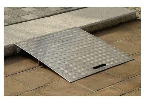 pedane in alluminio re per disabili in alluminio h23702