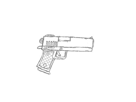 how to draw doodle guns gun drawing by sammysmiles on deviantart