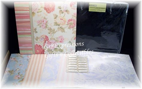 wedding scrapbook album kit 12x12 quot wedding quot scrapbook album kit w totebag 26 pc new