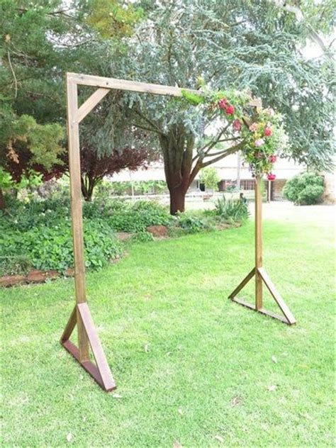 Wedding Arch Photo Booth by Our Handcrafted Timber Wedding Arch It Was Made To Be