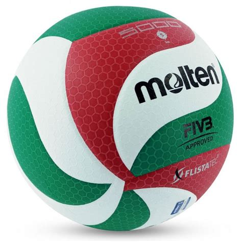 Bola Volley Mikasa Molten molten volley v5m5000 pallone volley ufficiale