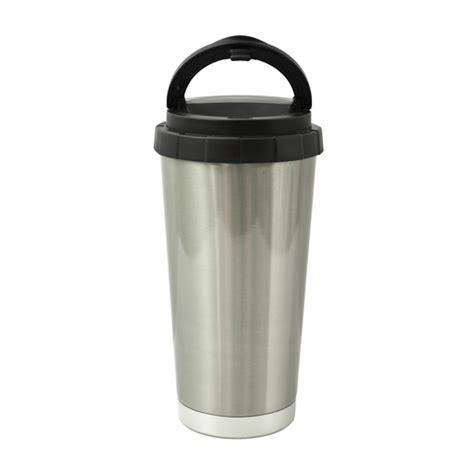personalized stainless steel travel mugs custom photo