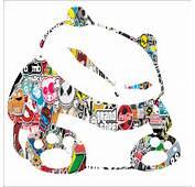 JDM Panda Sticker Bomb Decal Vinyl By Backwoodhobbies