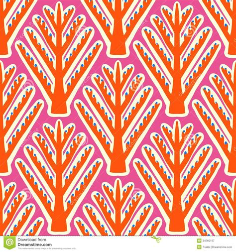 Ikat Pinggang Leaf Shape Decorated Color Design Ra5775 pattern with ethnic and tribal motifs vector illustration cartoondealer 46119444
