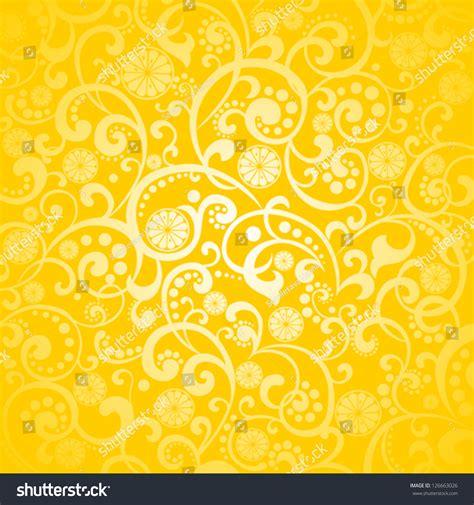 background design vector yellow yellow background lemon vector illustration stock vector