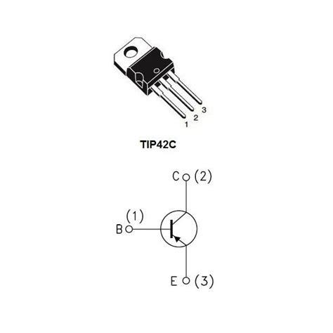 transistor npn definicion tip42