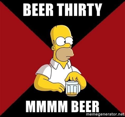 Meme Generator Homer Simpson - beer thirty mmmm beer homer jay simpson meme generator