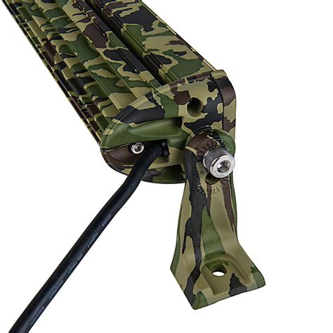 14 Quot Camo Off Road Led Light Bar 60w Led Light Bars For Camo And Lights