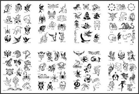 airbrush tattoo stencils cool airbrush stencils designs view car modification 2011