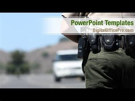 Powerpoint Templates Law Enforcement | law enforcement powerpoint templates cpanj info