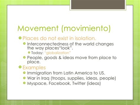 5 themes of geography latin america 5 themes of geography