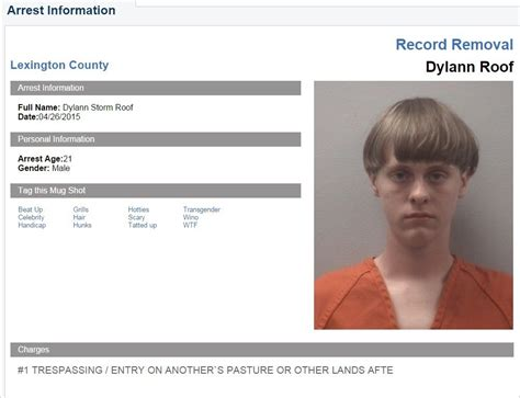 dylann roof charleston sc shooting finding dylann roof