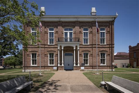 leon county court house leon county courthouse centerville thc texas gov texas historical commission
