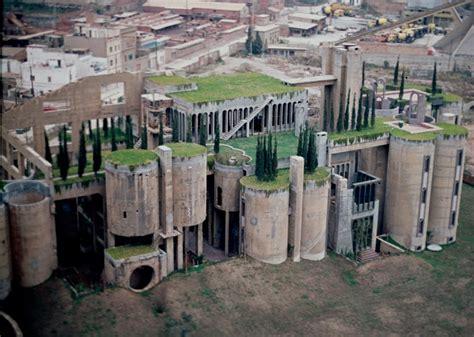 cement factory house the taller de arquitectura ricardo bofill the vandallist