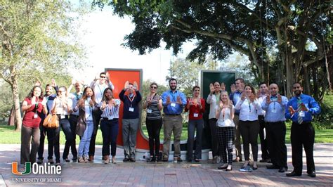 Of Miami Mba Application Deadline by Networking Opportunities Mba Students Uonline